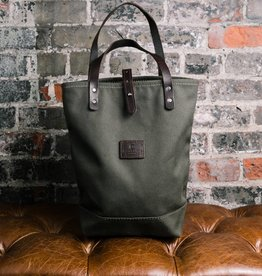 W & P Cocktail Tote in Olive