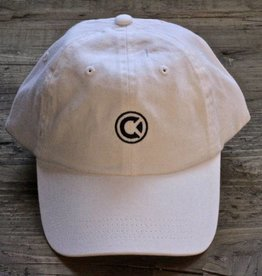 Cotton Small Fit Hat White