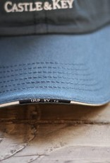 Castle & Key Cotton Logo DSP Hat