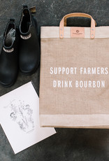 Apolis Support Farmers Market Bag