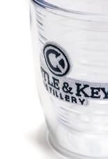 Tervis 12 oz. Castle & Key Logo Tervis Tumbler & lid