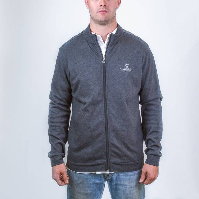 Linksoul Linksoul Men's Full Zip Sweatshirt