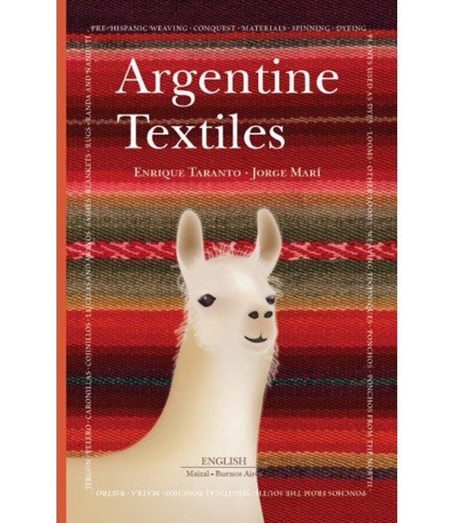 Maizal Ediciones Argentine Textiles