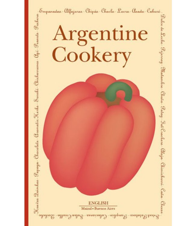 Maizal Ediciones Argentine Cookery