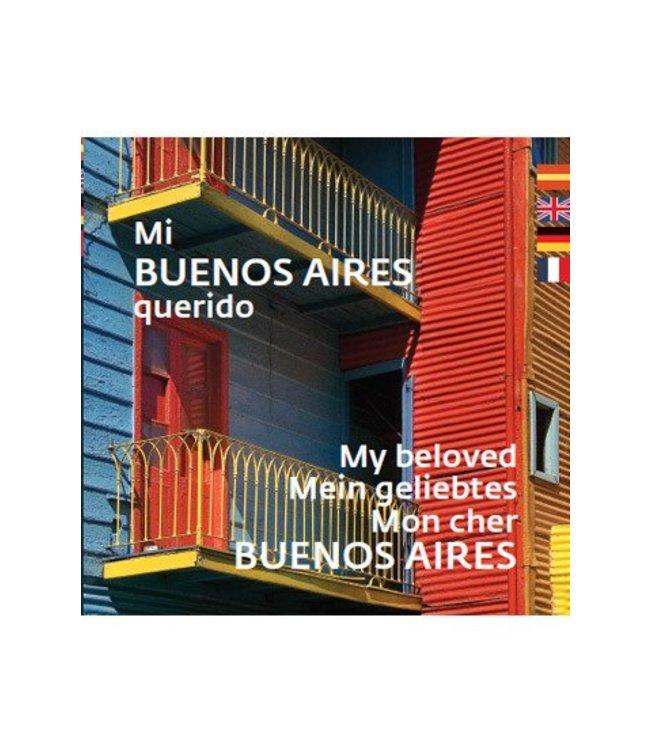 Maizal Ediciones My beloved Buenos Aires