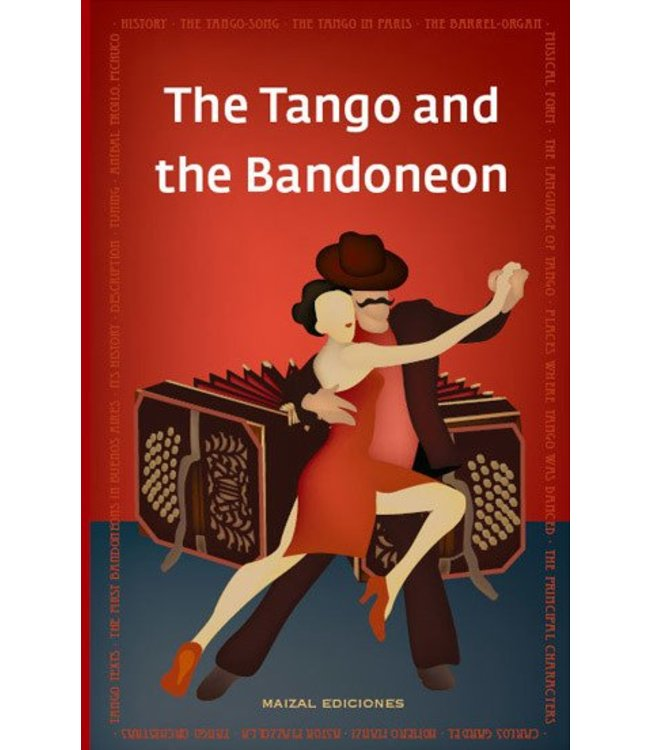 Maizal Ediciones The Tango and the Bandoneon