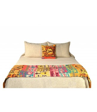 Huitru Bed Runner Hippie Spring Twin