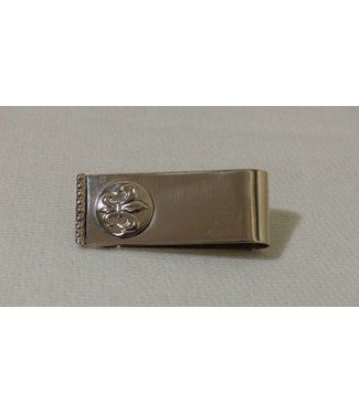 Handmade Alpaca Money Clip