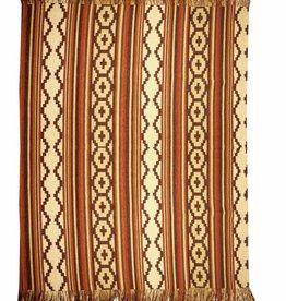 Huitru Throw Blanket Mexico