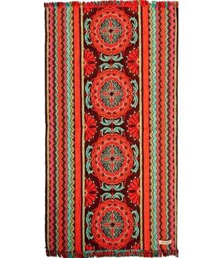 Huitru Centerpiece Placemat Azulejo