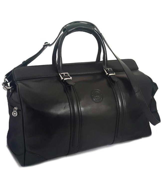 Free US Shipping-Weekend Cow Leather Travel Bag - Carry-On Cognac ... 06bfef92f24e6