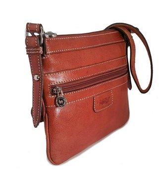 Los Robles Polo Time Exclusive Cow Leather Cross-body Bag