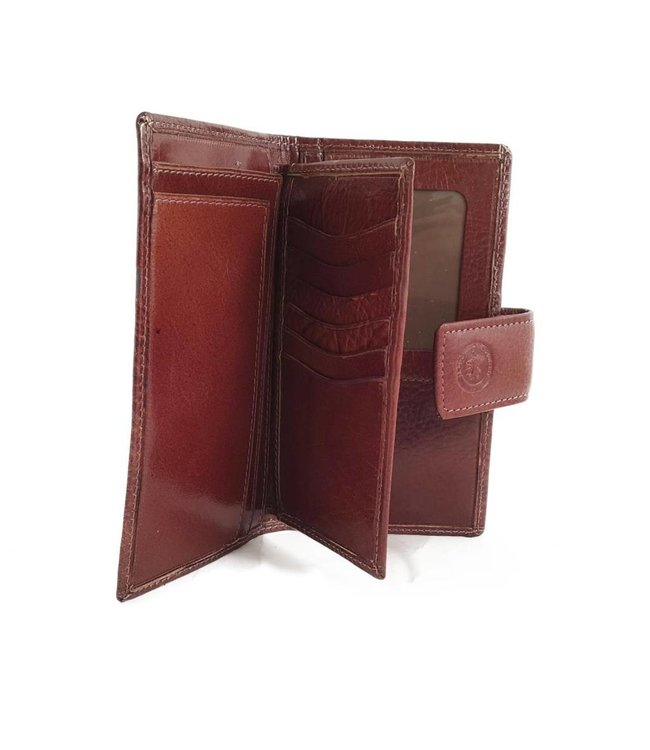 Los Robles Polo Time Exclusive Wallet Cow Leather for Women