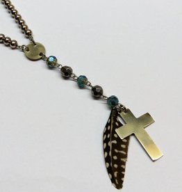 Feather Rosary