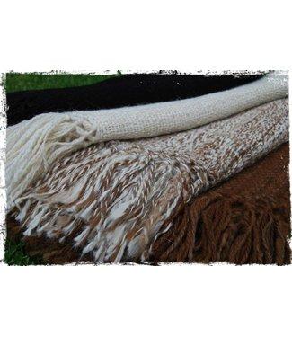 Llama Hand Loom Pashmina Wrap