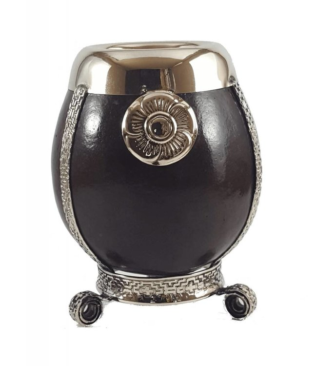 Mate Gourd with Seal