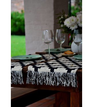 Huitru Table Runner Sarape