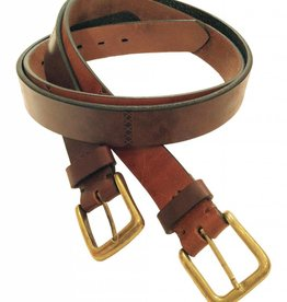 ''Fulton'' 100% Argentine Leather Polo Belt