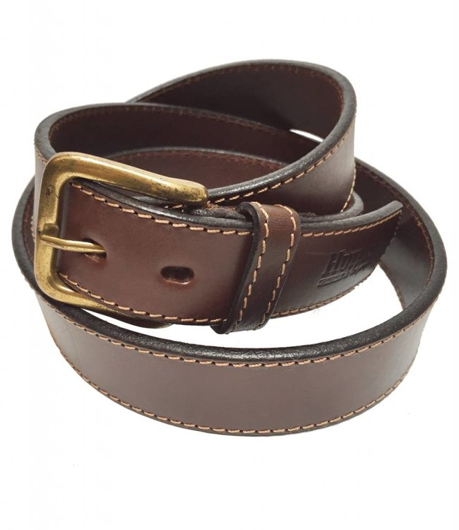 ''Gowland'' 100% Argentine Leather Polo Belt