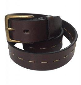 ''Glew'' 100% Argentine Leather Polo Belt