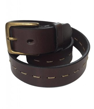 ''Glew'' 100% Argentine Leather Polo Belt