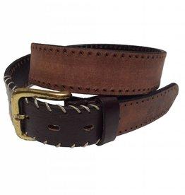''Gaiman'' 100% Argentine Leather Polo Belt