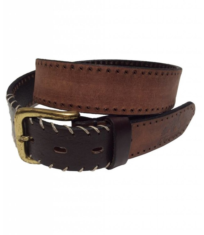 ''Gaiman'' 100% Argentine Leather Polo Belt