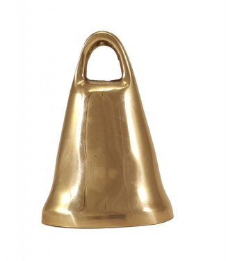 Cowbell In Bronze - Different Shapes