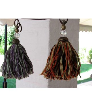 Huitru Tassel Cool & Warm