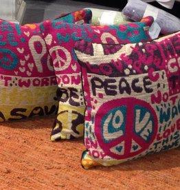 Huitru Cushion Case Hippie Spring