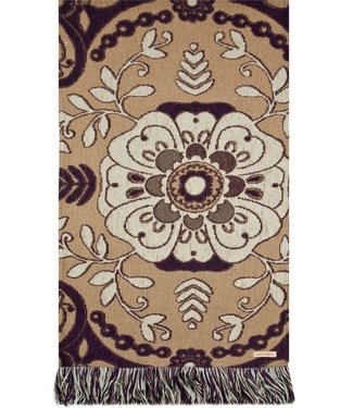 Huitru Table Runner Amende Purple 95""