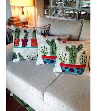 Huitru Cushion Case Cactus Natural
