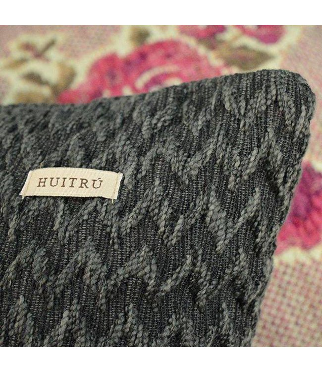 Huitru Cushion Case Patch Cotton