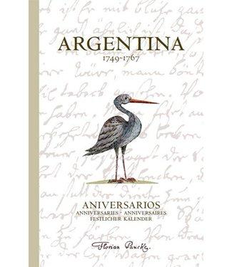 Maizal Ediciones Argentina 1749-1767 - Anniversaries - Aniversarios