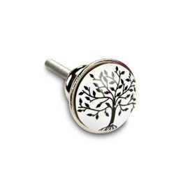 Small Tree of Life Knob