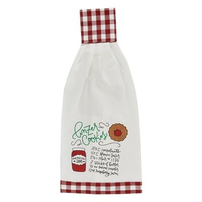 Christmas Cookie Hand Towel