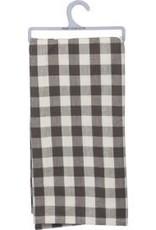 Dish Towel - Small Buffalo Check