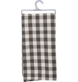 Dish Towel - Small Buffalo Check