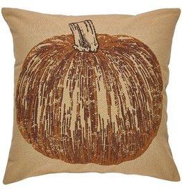 Pumpkin Printed Pillow