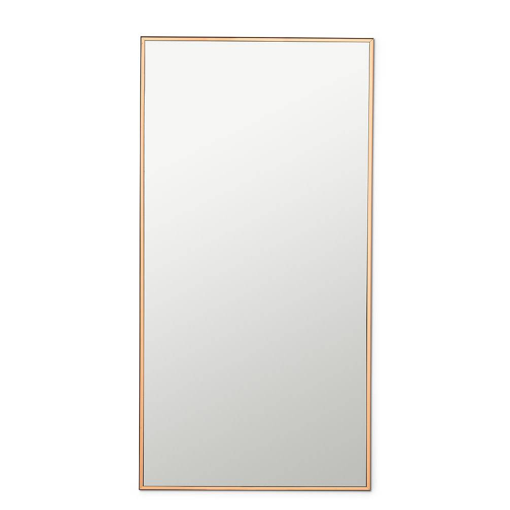Copper Edge Wall Mirror - Large