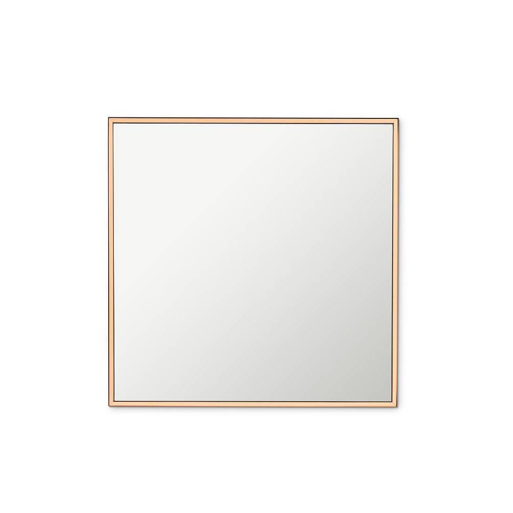 Copper Edge Wall Mirror - Small