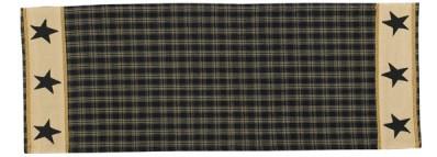 Strurbridge Star Table Runner 13x54