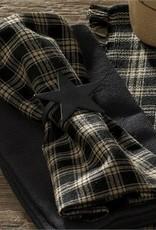 Sturbridge Napkin - Set 4 Black
