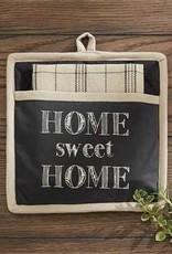 Home Sweet Home Pot Holder Set