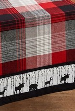 13 x 54 Champlain Table Runner w Border