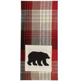 Champlain & Bear Dish Towel