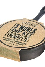 Smores Kit with Cast Iron Skillet