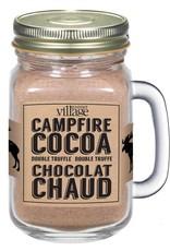 Campfire Cocoa Mason Jar