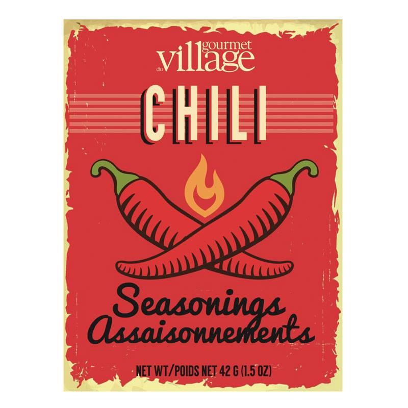 Retro Chili Seasonings