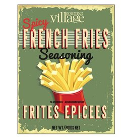 Retro Spicy French Fry Seasoning